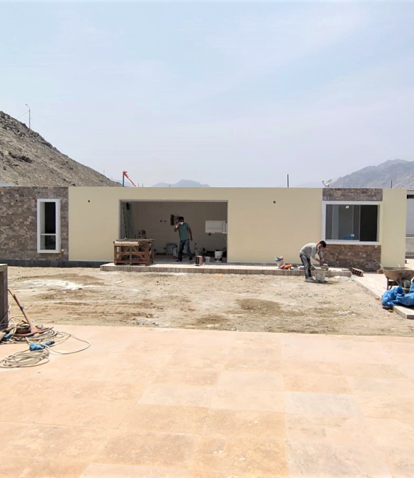 Proyecto Cieneguilla